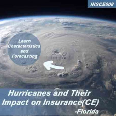 Florida: 2 hr All Licenses CE - Hurricanes and Their Impact on Insurance