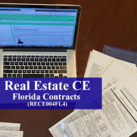 Florida: Real Estate CE - Florida Contracts (RECE004FL4)